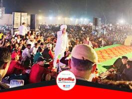 Lakhbir Singh Lakha in Meerut: भजनों पर मंत्रमुग्ध हुए दर्शक